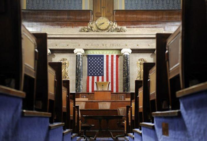 House Chamber on Capitol Hill, Washington, D.C. (Photo: AP Photo/Susan Walsh)