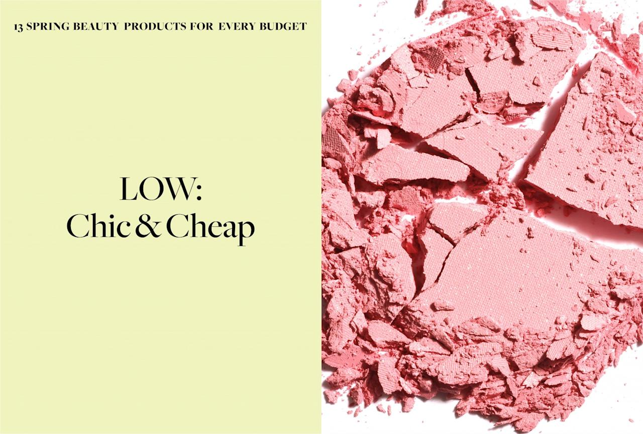 <p>LOW: Chic & Cheap </p>