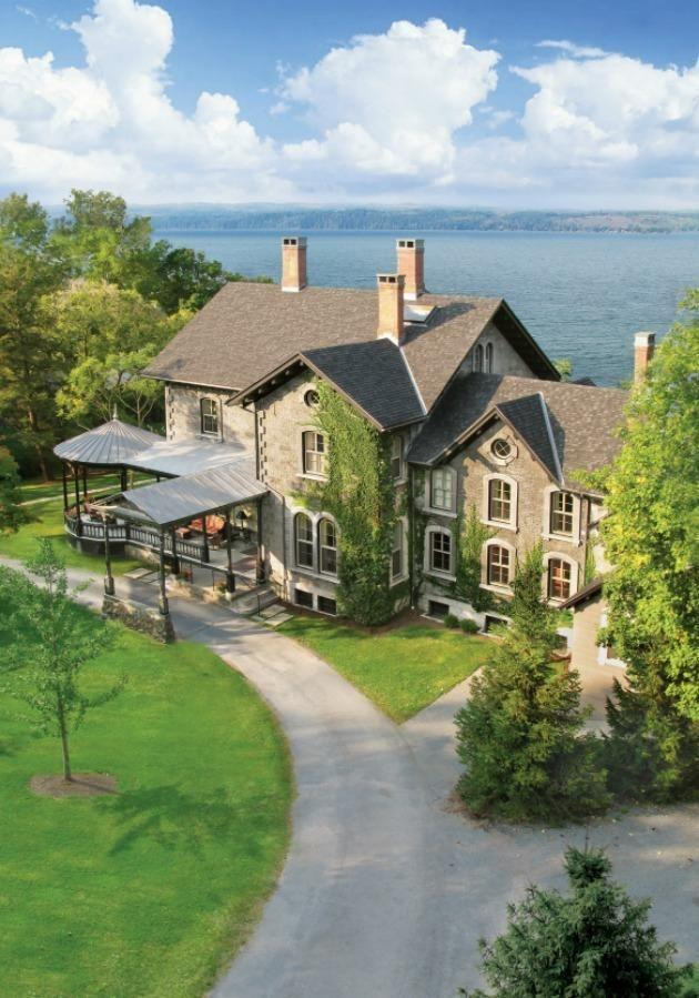 Stay at the Finger Lakes charming Inns of Aurora property.