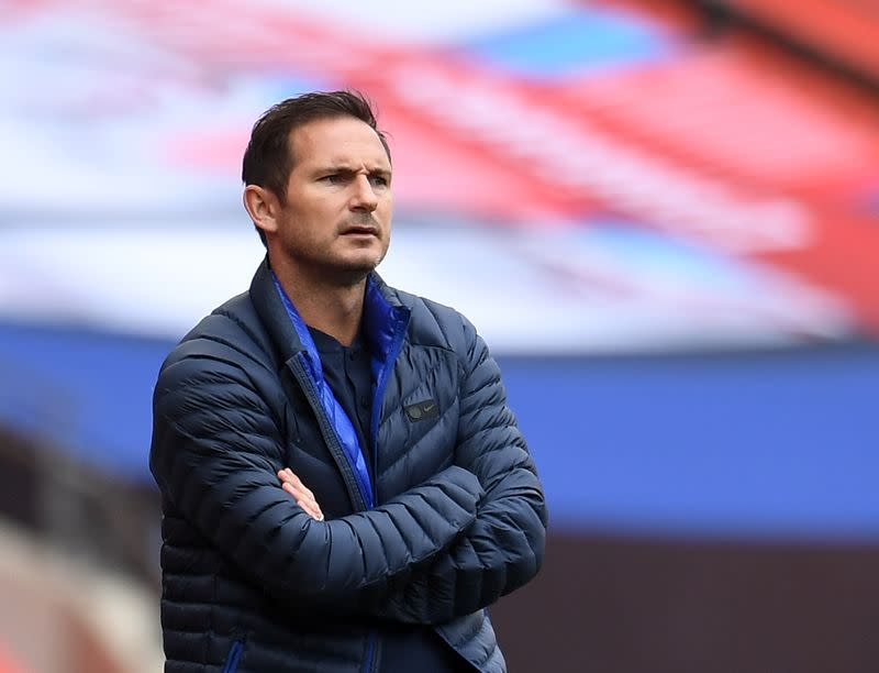 Lampard 'amused' by Klopp's comments on Chelsea spending