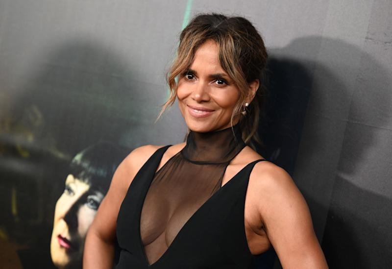 Halle Berry.(ANGELA WEISS/AFP/Getty Images)