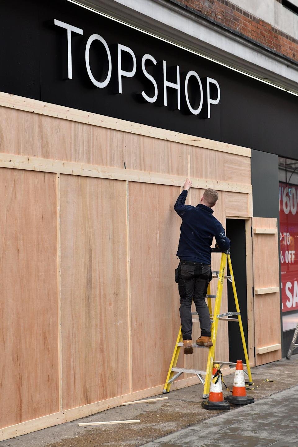 Topshop has disappeared from the high streetBarcroft Media via Getty Images