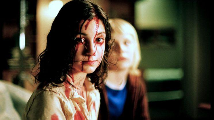 Lina Leandersson, star of Let the Right One In