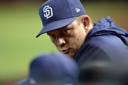 MLB notebook: Padres fire manager Green