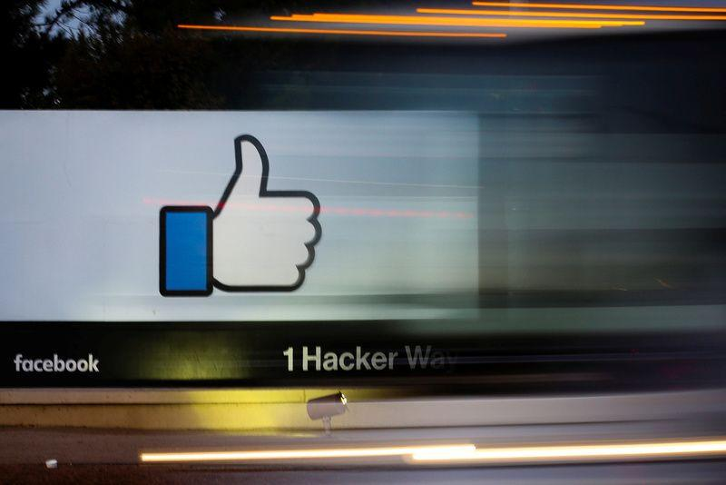 Facebook is now embroiled in a new controversy where it's alleged to have stolen its crypto concept from a blockchain firm. | Source: REUTERS/Elijah Nouvelage