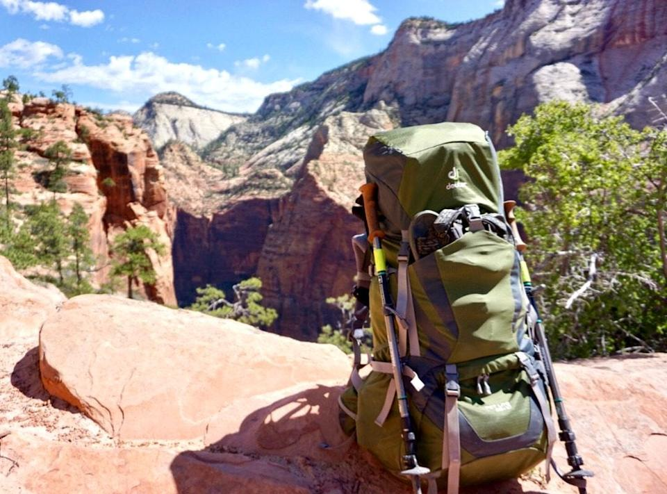 The best gifts for travelers: Deuter Backpack