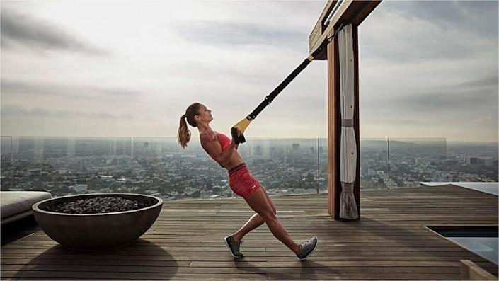 Best health and fitness gifts 2021: TRX Suspension Trainer