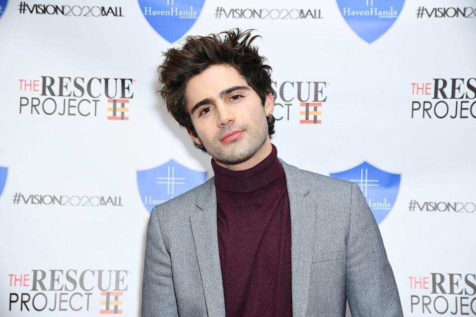 Max Ehrich Breaks His Silence After Splitting from Demi Lovato