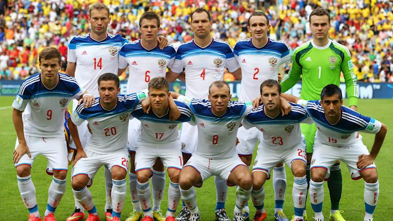 WM 2014: Russlands Nationalelf unter Dopingverdacht