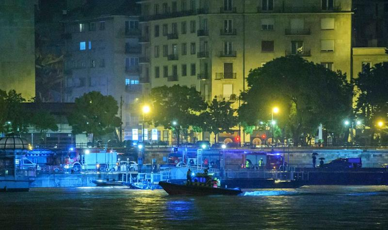 Seven people have been confirmed dead after the sightseeing boat sunk (AP)