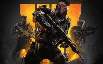 Call of Duty Black Ops 4 is released for PS4, Xbox One and PC on 12 October