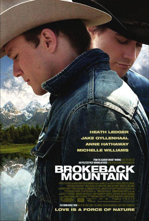 """<p>According to IMDb's <em>Brokeback Mountain</em> <a href=""""https://www.imdb.com/title/tt0388795/trivia"""" rel=""""nofollow noopener"""" target=""""_blank"""" data-ylk=""""slk:trivia page"""" class=""""link rapid-noclick-resp"""">trivia page</a>, director Ang Lee was originally going to cut the full frontal moment from this movie (featuring Heath Ledger and Jake Gyllenhaal jumping into a lake), but ended up including it in some versions. So, chances are you <em>haven't</em> seen it, but you could if you really wanted to. </p><p><a class=""""link rapid-noclick-resp"""" href=""""https://www.amazon.com/Brokeback-Mountain-Heath-Ledger/dp/B000I9TXK6?tag=syn-yahoo-20&ascsubtag=%5Bartid%7C10063.g.22564723%5Bsrc%7Cyahoo-us"""" rel=""""nofollow noopener"""" target=""""_blank"""" data-ylk=""""slk:STREAM NOW"""">STREAM NOW</a></p>"""