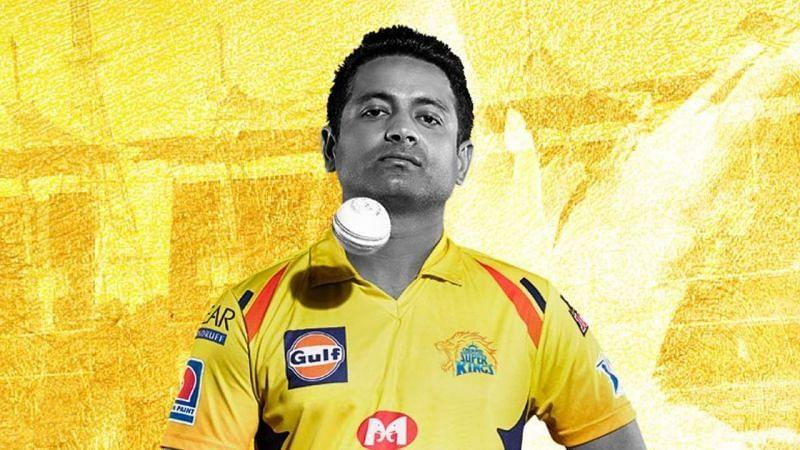 Piyush Chawla plied his trade for the Chennai Super Kings in IPL 2020