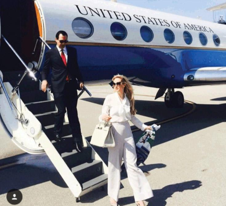 Mnuchin's military flights exceed $800K