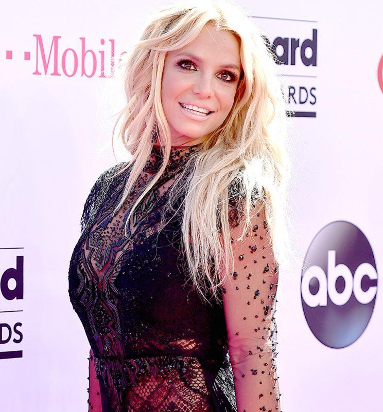 Singer Britney Spears attends the 2016 Billboard Music Awards. (Photo: David Becker/Getty Images for dcp)