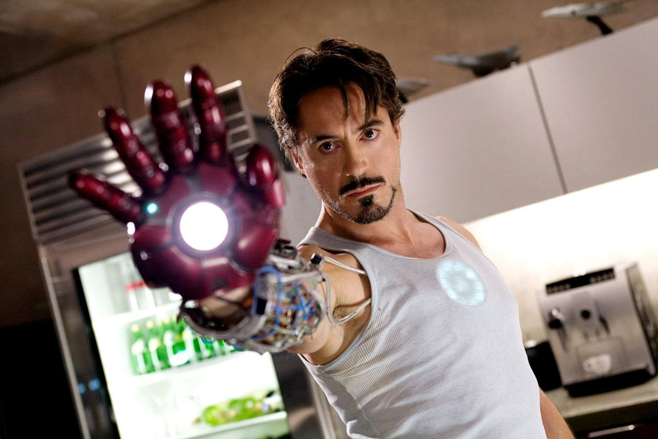 """<p><strong>Iron Man</strong> is the movie that started the MCU as we know it, and despite being released in 2008, Tony Stark's origin story is just as exhilarating to watch now as it was the first time. The stakes may have been lower then, but Tony and his Iron Man suit changed the superhero movie game for good, and for that, we'll love him 3,000 forever. </p> <p><a href=""""https://www.disneyplus.com/movies/marvel-studios-iron-man/6aM2a8mZATiu"""" target=""""_blank"""" class=""""ga-track"""" data-ga-category=""""Related"""" data-ga-label=""""https://www.disneyplus.com/movies/marvel-studios-iron-man/6aM2a8mZATiu"""" data-ga-action=""""In-Line Links"""">Watch <strong>Iron Man</strong> on Disney+.</a></p>"""