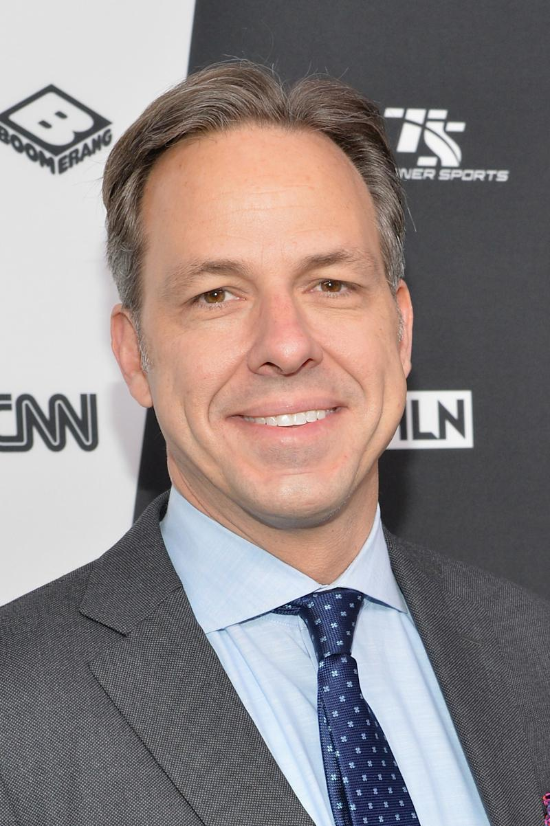 CNN's Jake Tapper on Protein Shakes, Stress, and Getting Diet Advice From Paul Rudd