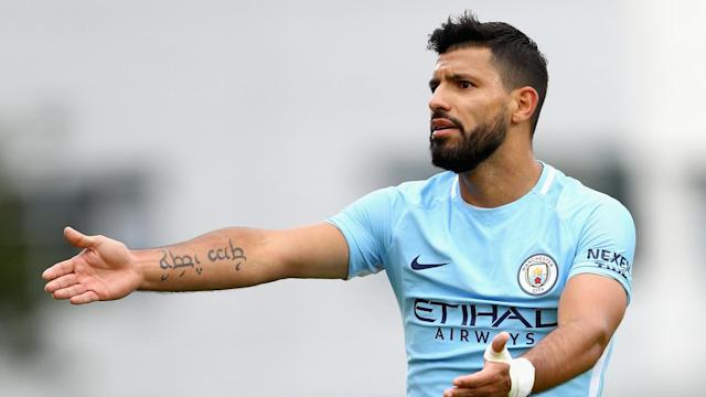 The Manchester City striker will not play for the club again this term after being ruled out for the remainder of the campaign