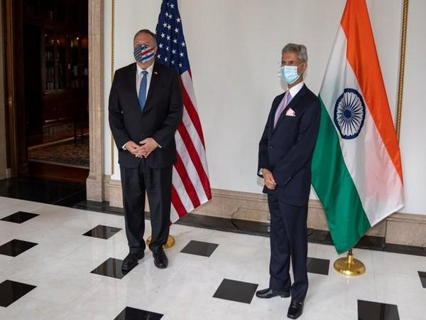 US Secretary of State met India's External Affairs Minister S Jaishankar on Tuesday in Tokyo. (Twitter/Mike Pompeo)