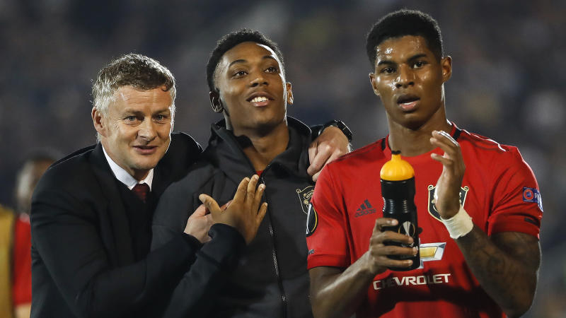 'Martial can look as though he's not trying' – Giggs sees body language problem for Man Utd forward
