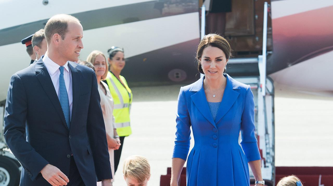During the Duke and Duchess of Cambridge's five-day tour of Poland and Germany in July, Prince George and Princess Charlotte stole the show with their adorable antics and undeniable cuteness.