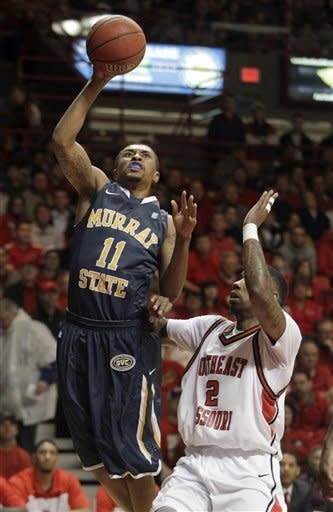 No. 16 Murray State beats SE Missouri 75-66