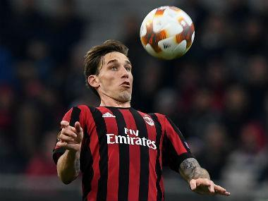 Argentina midfielder Lucas Biglia has suffered a back injury, his club AC Milan said on Sunday, which appears to have put his participation at the World Cup in serious doubt.