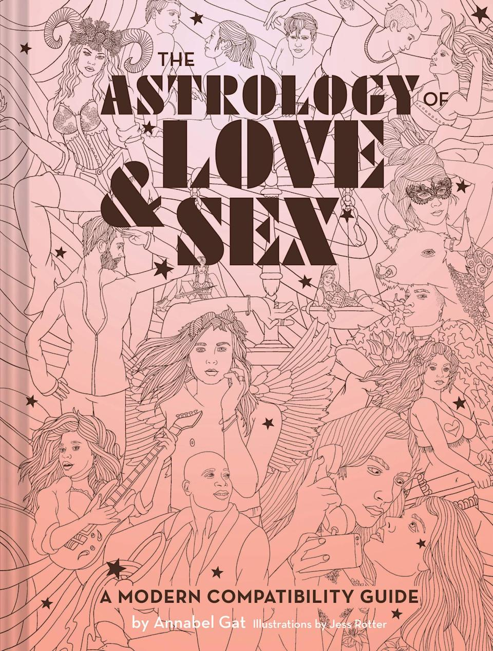 """<h3><em><a href=""""https://www.amazon.com/Astrology-Love-Sex-Modern-Compatibility/dp/1452173435"""" rel=""""nofollow noopener"""" target=""""_blank"""" data-ylk=""""slk:The Astrology of Love and Sex"""" class=""""link rapid-noclick-resp"""">The Astrology of Love and Sex</a></em> by Annabel Gat</h3><br><br>While an astro expert's guide to relationships is a great gift for any sign, Stardust says that it's of particular benefit to deeply critical Virgos. """"This book is great for Virgo season because it will give people another perspective and help Virgo's analytical mind,"""" she says. """"It will also help Virgos be less neurotic about dating and friendships.""""<br><br><strong>Annabel Gat</strong> The Astrology of Love & Sex, $, available at <a href=""""https://www.amazon.com/Astrology-Love-Sex-Modern-Compatibility/dp/1452173435"""" rel=""""nofollow noopener"""" target=""""_blank"""" data-ylk=""""slk:Amazon"""" class=""""link rapid-noclick-resp"""">Amazon</a>"""