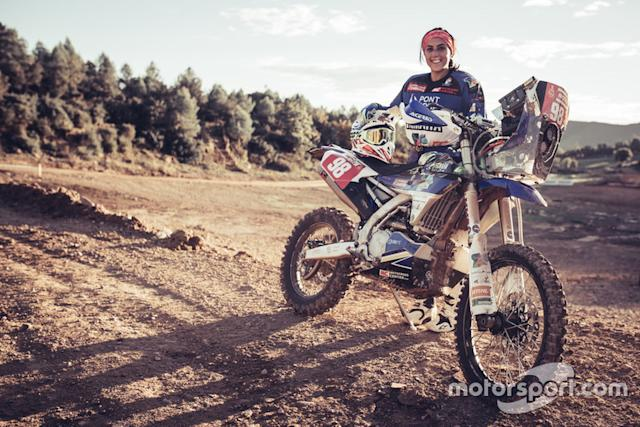 "#98 Sara García – Original by Motul <span class=""copyright"">Julen Plano Photography</span>"