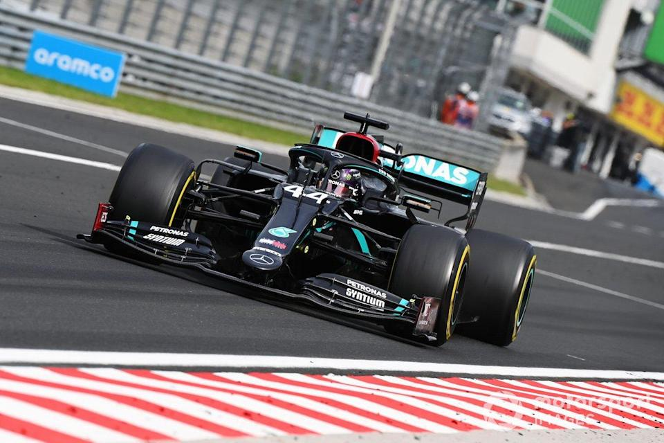 "Budapest: Lewis Hamilton (Mercedes)<span class=""copyright"">Mark Sutton / Motorsport Images</span>"
