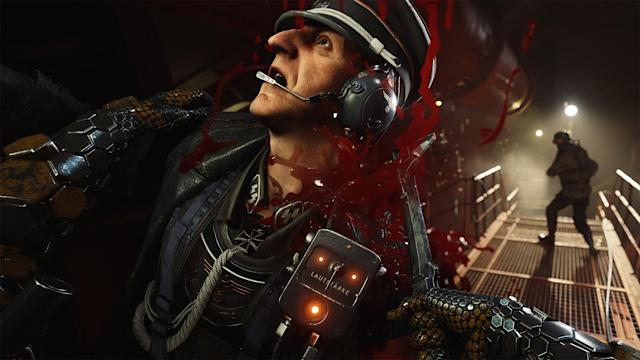 'Wolfenstein II's' violence verges on the graphic and absurd, but what else were you expecting from this shooting game? Source: Bethesda
