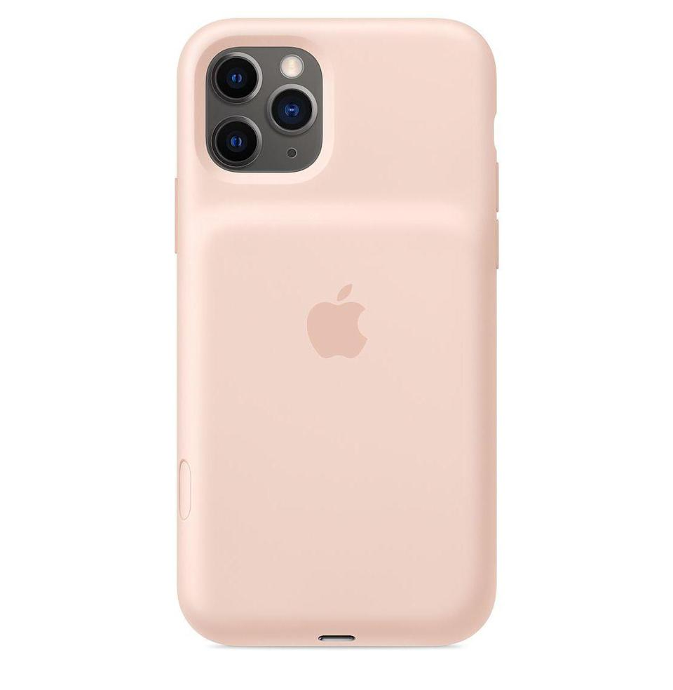 """<p><strong>Apple</strong></p><p><strong>$129.00</strong></p><p><a href=""""https://go.redirectingat.com?id=74968X1596630&url=https%3A%2F%2Fwww.apple.com%2Fshop%2Fiphone%2Fiphone-accessories%2Fcases-protection%3Fpage%3D1%23%21%26f%3Dbatterycase%26fh%3D458b%252B45bf&sref=https%3A%2F%2Fwww.esquire.com%2Flifestyle%2Fg2121%2Fmothers-day-gift-guide%2F"""" rel=""""nofollow noopener"""" target=""""_blank"""" data-ylk=""""slk:Buy"""" class=""""link rapid-noclick-resp"""">Buy</a></p><p>If your mom runs down her battery life more quickly than a teen with a TikTok account, Apple has a range of colorful cases with built-in batteries.</p>"""