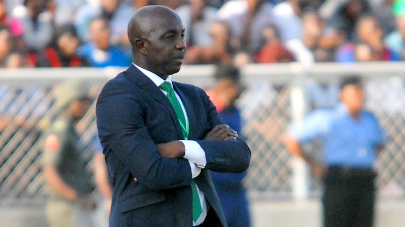 Federation Internationale de Football Association bans Samson Siasia for life over bribe, to pay $50,000 fine