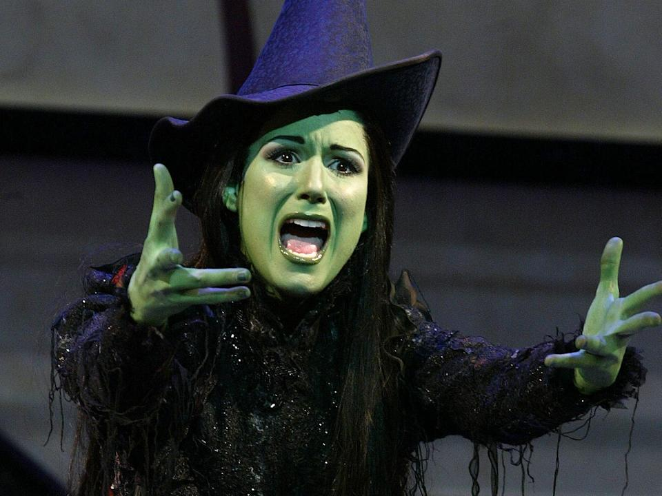 Elphaba Wicked Musical