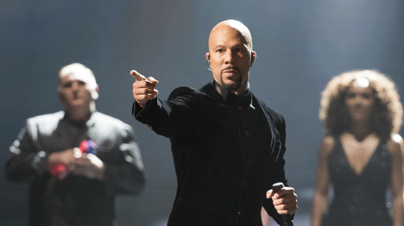 Rapper Common Bashes NRA During Oscars Performance: 'They In God's Way'