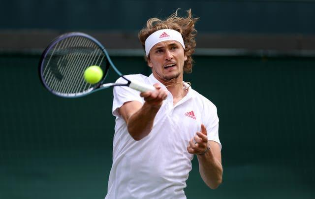 Alexander Zverev hopes the investigation will help him clear his name