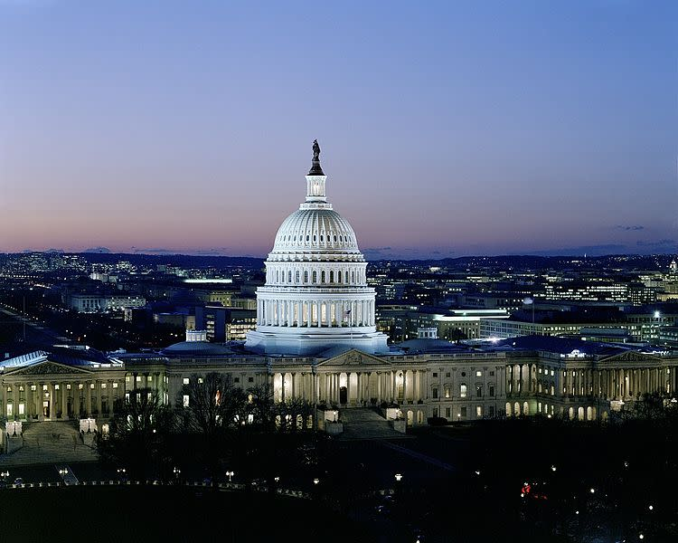 Washington DC might become a state, and get a new name
