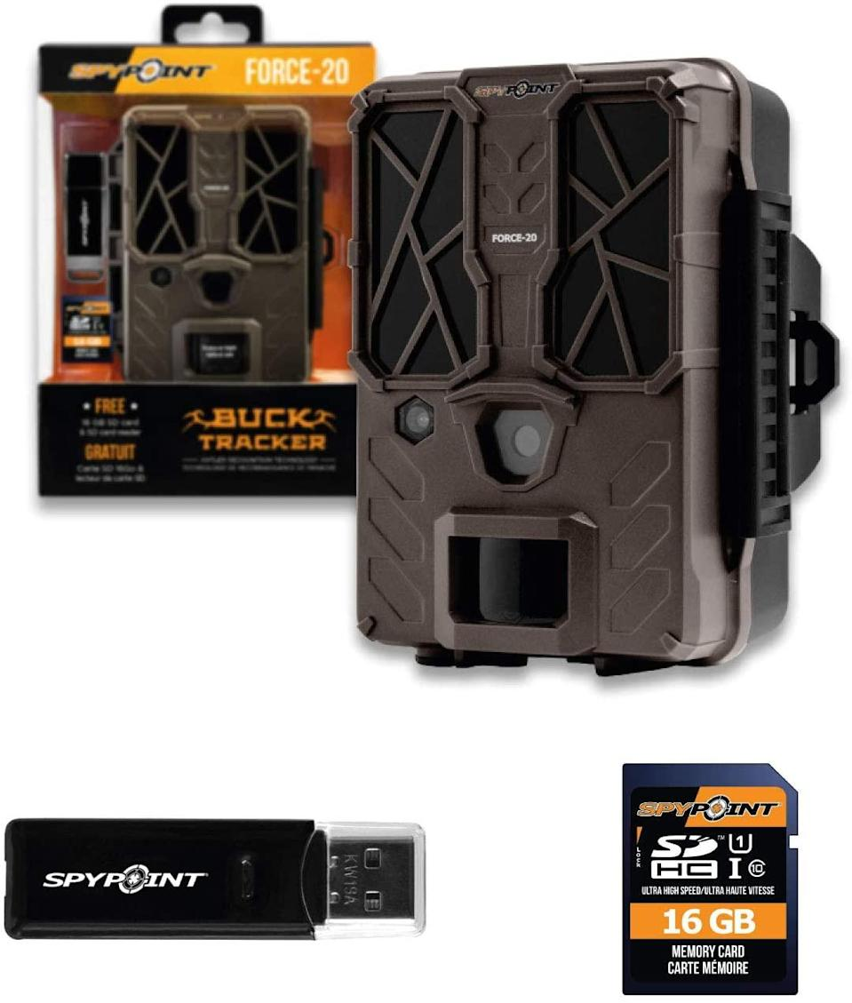 SPYPOINT FORCE trail camera