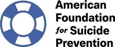 American Foundation for Suicide Prevention Logo (PRNewsfoto/AFSP)