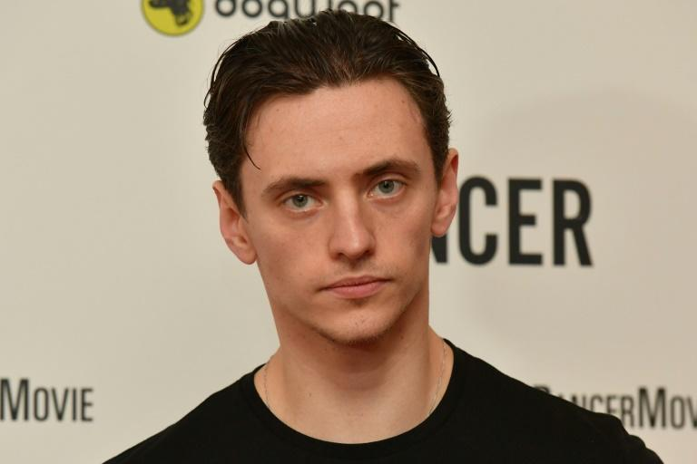 "Ukrainian ballet dancer Sergei Polunin attends the premier of the film ""Dancer"" in central London on March 2, 2017"