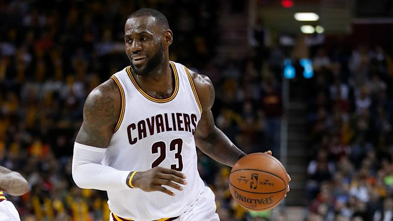LeBron James: 'I've been to six straight Finals' so Cavs vs. Celtics is nothing