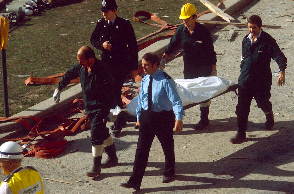 <p>The IRA were responsible for killing five people at the Grand Hotel in Brighton. The bomb had been planted with the intention of assassinating Margaret Thatcher and her cabinet, who were staying at the hotel at the time. (Pic: Rex) </p>