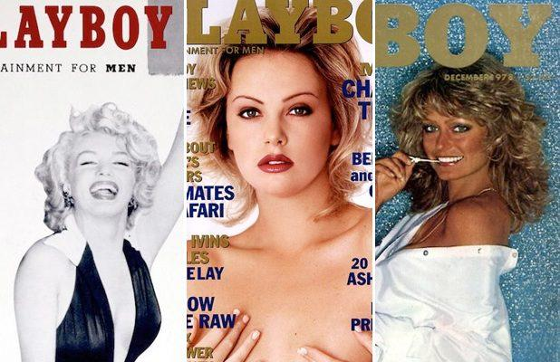 11 Hollywood Stars Who Stripped Down for Playboy, From Kim Basinger to Lindsay Lohan (Photos)