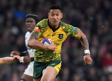 Folau crowdfunding shut down after A$750,000 raised