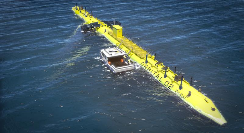 The 'world's most powerful' tidal turbine gets $8.97 million in new funding round