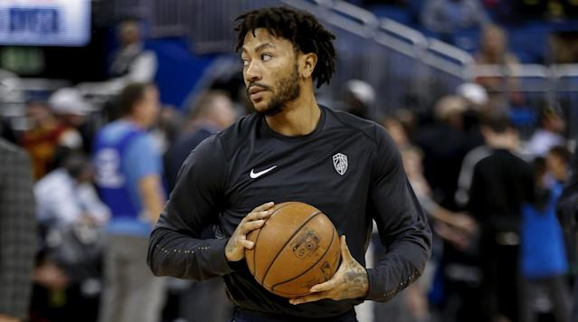 "<p>Former Cavaliers guard Derrick Rose has cleared waivers, ESPN's Adrian Wojnarowski reports. </p><p>Rose was waived by the Jazz after being acquired in a three-team trade at the deadline that landed George Hill and Rodney Hood in Cleveland. Utah also acquired Jae Crowder and traded Joe Johnson to the Kings. (Johnson was subsequently waived and appears headed to the Rockets.)</p><p>Though no team wanted Rose enough to claim him on waivers, Wojnarowski reports that he does have suitors. He has yet to receive ""a firm offer to sign him for the rest of the season,"" Wojnarowski adds. The Wizards, another potential landing spot, are currently considering signing Ty Lawson after a year in China, according to Wojnarowski. </p><p><a href=""https://twitter.com/TheSteinLine/status/961673010263547904"" rel=""nofollow noopener"" target=""_blank"" data-ylk=""slk:Marc Stein of the New York Times reported Thursday"" class=""link rapid-noclick-resp"">Marc Stein of the <em>New York Times</em> reported Thursday</a> that the Timberwolves would make Rose an offer if he passed through waivers. Minnesota head coach Tom Thibodeau has already added his former Bulls players Jimmy Butler and Taj Gibson. </p><p>Rose, 29, struggled with Cleveland this season, playing just 19.3 minutes per game in 16 appearances. He injured his ankle in late October and then left the team to contemplate retirement. He returned to the court on Jan. 18. </p>"