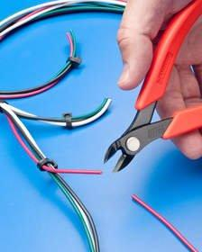 Xuron's Wire Cutter Is Designed for Harness Makers and Electronic Assemblers