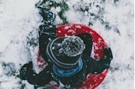 """<p>If you live in a winter wonderland, grab the sleds, bundle up, and take your kids to a big hill near you. </p><p><a class=""""link rapid-noclick-resp"""" href=""""https://www.amazon.com/Flexible-Flyer-Saucer-Slider-Stadium/dp/B0006N8WYM?tag=syn-yahoo-20&ascsubtag=%5Bartid%7C10072.g.34454588%5Bsrc%7Cyahoo-us"""" rel=""""nofollow noopener"""" target=""""_blank"""" data-ylk=""""slk:SHOP SLED"""">SHOP SLED</a></p>"""