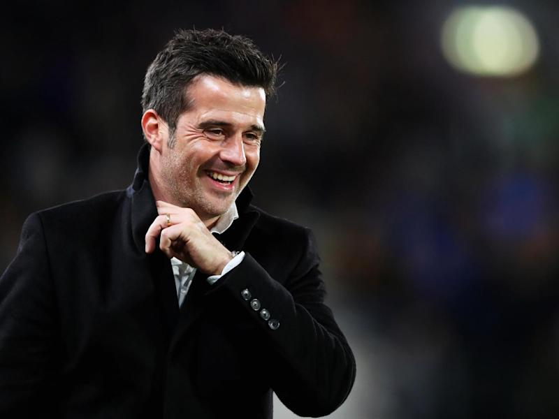Marco Silva has not lost a home game in over 40 games (Getty)