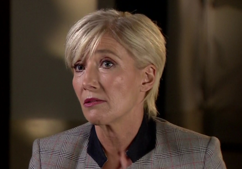 "<strong>Emma Thompson: ""Do they have to all be as bad as him to make it count?""</strong> (BBC)"
